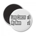 mom lung cancer